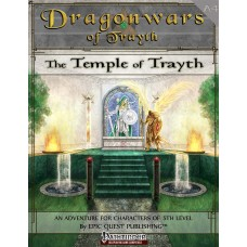 The Temple of Trayth - Module A4