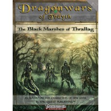 The Black Marshes of Thrallag - Module A3