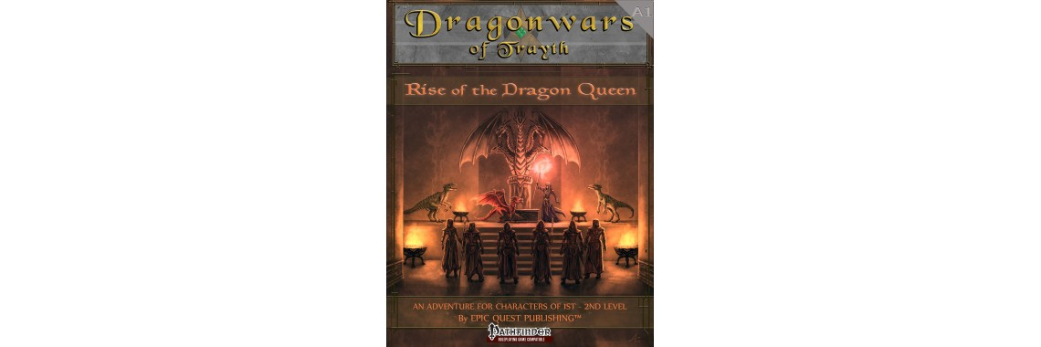 The Rise of the Dragon Queen