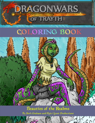 Seth colroing book cover 2