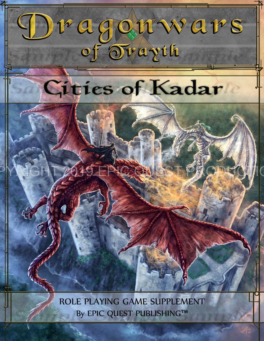 Cites of Kadar Cover